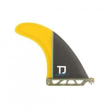 Futures T Jensen 2+1 Carbon Longboard Fins