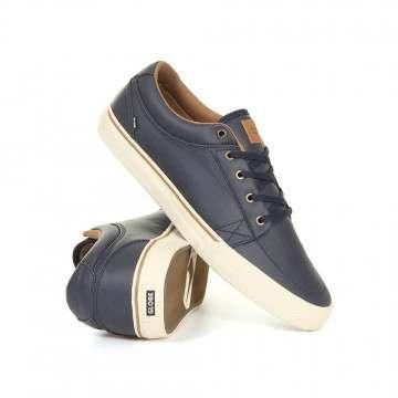 Globe GS Shoes Dark Navy/Waxed