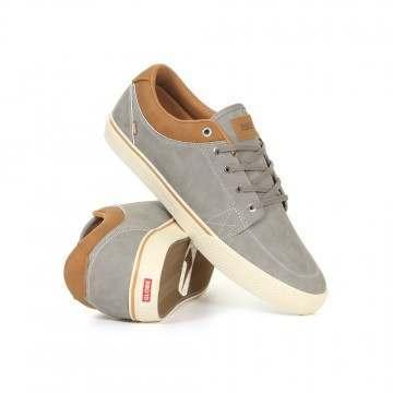 Globe GS Shoes Grey/Antique
