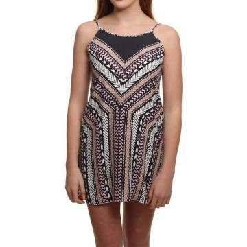Ripcurl Eclipse Dress Black