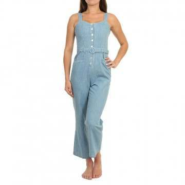 Ripcurl Golden Days Jumpsuit Blue