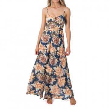 Ripcurl Sunsetter Maxi Dress Dark Blue