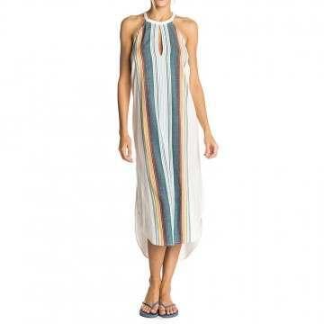 Ripcurl Beach Bazaar Maxi Dress Vanilla