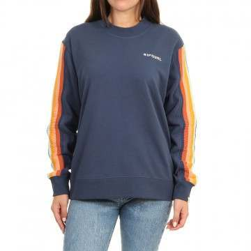 Ripcurl Golden Days Retro Crew Navy