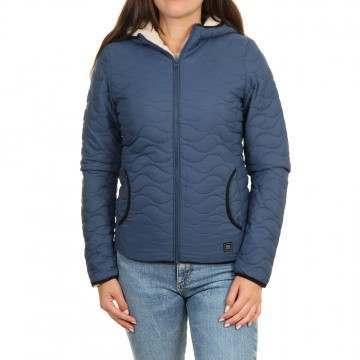 Ripcurl Anti Series Anoeta Jacket Mid Blue
