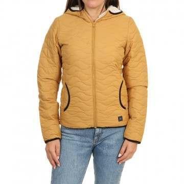 Ripcurl Anti Series Anoeta Jacket Tobacco Brown