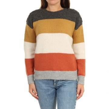 Ripcurl Sunriver Sweater Black Marle
