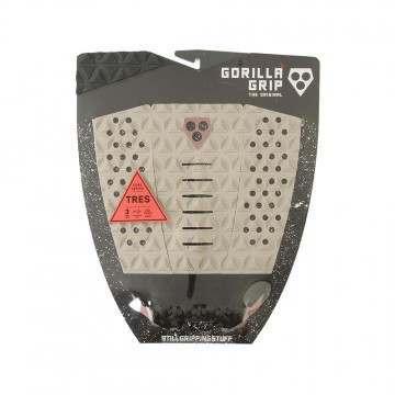 Gorilla Grip Tres Sand Pink Surfboard Deck Pad