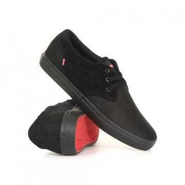 Globe Winslow Shoes Black Cord