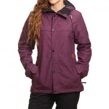 Volcom Bolt Insulated Snow Jacket Winter Orchid