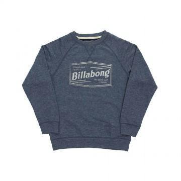 Billabong Boys Labrea Crew Dark Blue