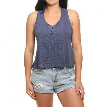 Billabong Dream Way Top Deep Sea Blue
