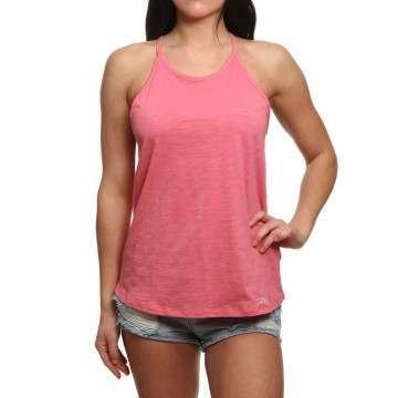 Billabong Essential Tank Point Rosewater