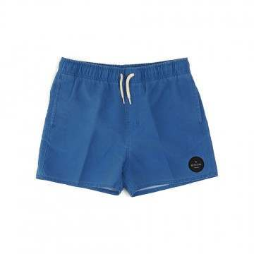 Ripcurl Boys Solid Volley Swim Shorts Turkish Sea