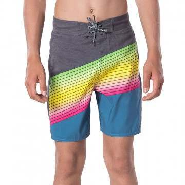Ripcurl Boys Invert Boardshorts Charcoal