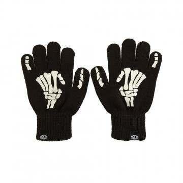 Animal Boys Orium Gloves Black
