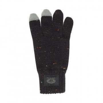 Animal Falcann Touch-Screen Gloves Black