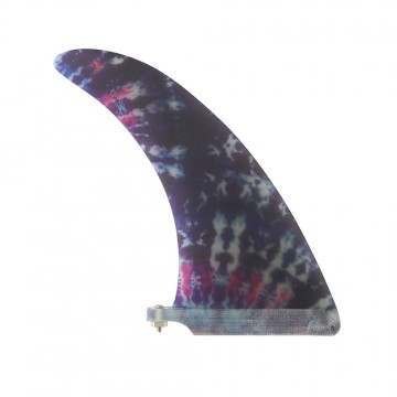 Koalition Tie And Dye 8.5inch Longboard Fin