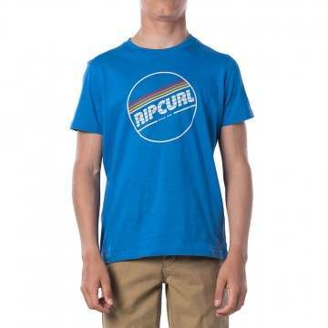 Ripcurl Boys Big Mama Tee Blue Star