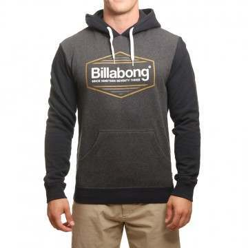 Billabong Pacific Hoody Black Heather