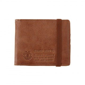 Element Endure L II Wallet Brown