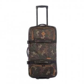 Animal Everglade Luggage 80L Camo Green