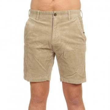 Vissla No See Ums Cord Shorts Light Khaki