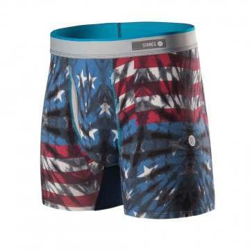 Stance Fourth Boxers Blue