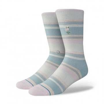 Stance Eldridge Socks Pink