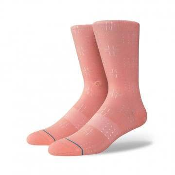 Stance Sommers Socks Pink