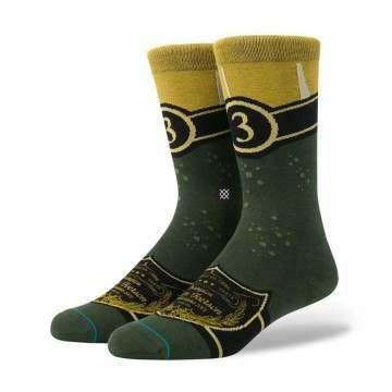 Stance Winning Taste Socks Green