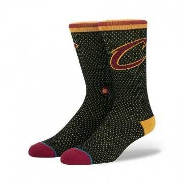 Stance NBA Cavs Jersey Socks Black