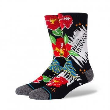 Stance Jeronimo Socks Black