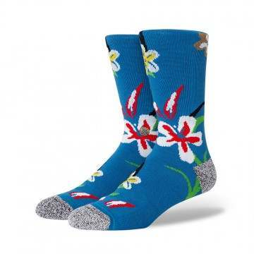 Stance Our Roots Socks Blue
