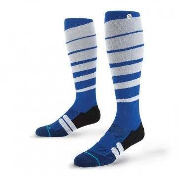 Stance Moto Groove Socks Blue