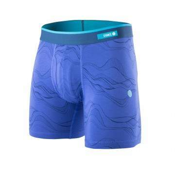 Stance String Theory Boxer Brief Blue