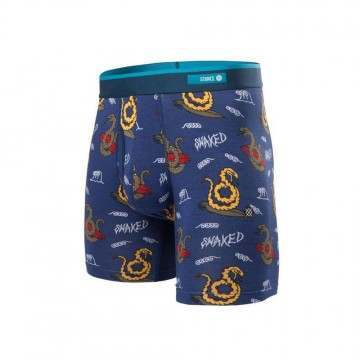 Stance Get Snaked Boxer Briefs Navy