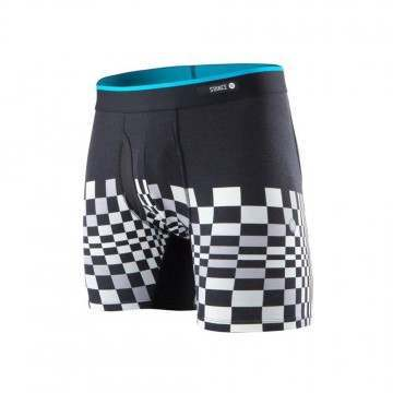 Stance Squared Off Boxer Briefs Black