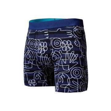 Stance Grasp Roots Wholester Boxers Navy