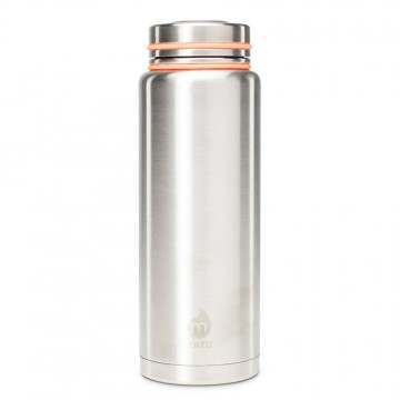 Mizu V12 Insulated Flask Stainless/Black