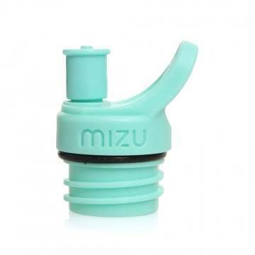Mizu Water Bottle Sports Cap Mint