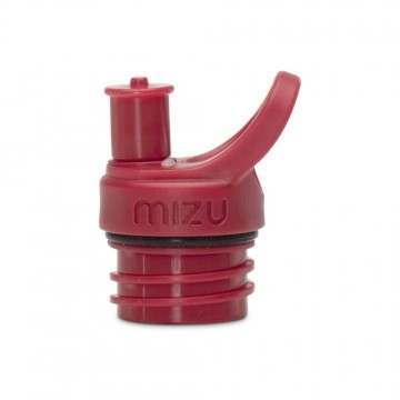 Mizu Water Bottle Sports Cap Red
