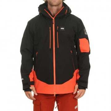 Picture Track Snow Jacket Black