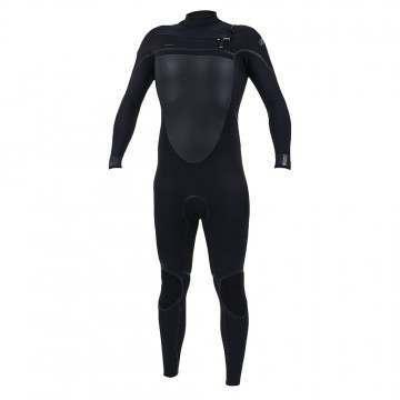 ONeill Psycho Tech 5/4+ FZ Wetsuit Black