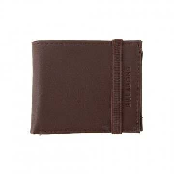 Billabong Locked ID Wallet Chocolate