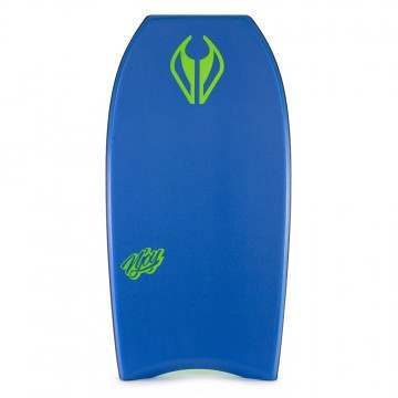NMD Njoy PE Bodyboard 42 Inch Green/Blue/Black