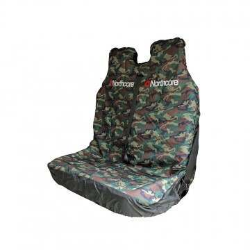 Northcore Double Camo Waterproof Seat Cover