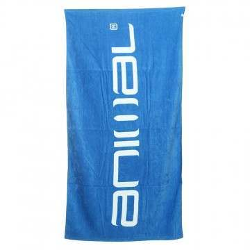 Animal Promo Branded Towel Mediterranean Blue