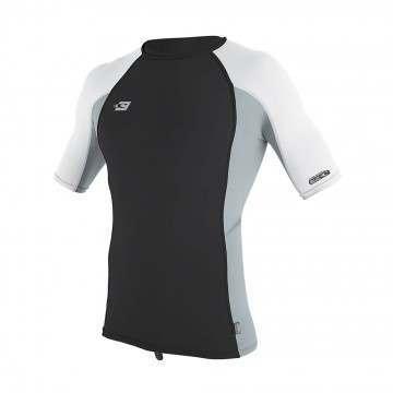 ONeill Premium Skins Short Sleeve Rash Vest Oil