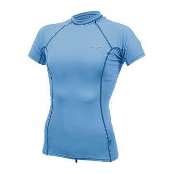 ONeill Womens Premium Skins Rash Vest Prwinkle